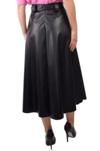 Γυναικεία Φούστα SECRET 21119708 Μαύρο