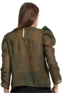 Γυναικεία Μπλούζα NADIA CHALIMOU 40019 Πράσινο