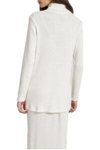 Γυναικεία Μπλούζα NADIA CHALIMOU 40234 Άσπρο
