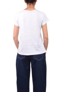 Γυναικεία Μπλούζα 22537 Άσπρη
