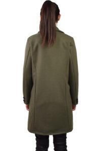 Γυναικείο Παλτό 59100 Πράσινο