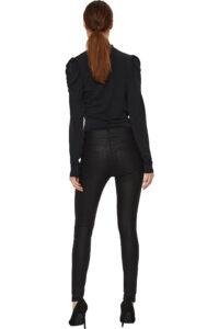 Γυναικείο Παντελόνι VERO MODA 10222950 Μαύρο