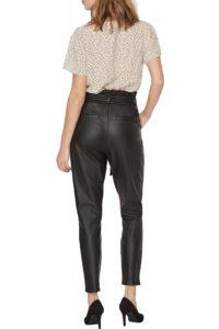Γυναικείο Παντελόνι VERO MODA 10232661 Μαύρο