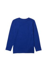 Παιδική Μπλούζα Για Αγόρι LACOSTE TJ2093 Μπλε