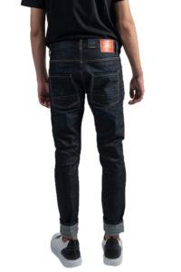 Ανδρικό Παντελόνι PREMIUM KIAVARI-TWIST-15 Τζιν Σκούρο