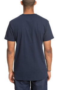 Ανδρική Μπλούζα DC EDYZT03936 Μπλε