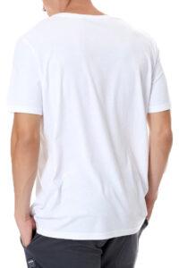 Ανδρική Μπλούζα BODY TALK 1192-950028 Άσπρη