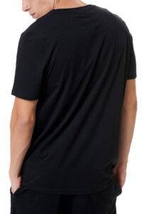Ανδρική Μπλούζα BODY TALK 1192-950028 Μαύρη