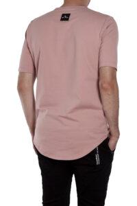 Ανδρική Μπλούζα STEFAN 3511 Ροζ