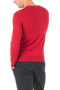 Ανδρική Μπλούζα TOM TAILOR 1012819.09.10 Κόκκινη