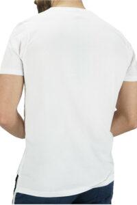 Ανδρική Μπλούζα COSI 53-CS5308 Άσπρο