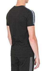 Ανδρική Μπλούζα ANTONY MORATO MMKS01676-FA100144 Μαύρο