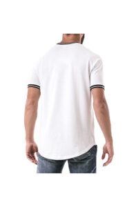 Ανδρική Μπλούζα COVER Y313 Άσπρο
