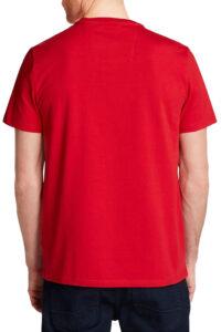 Ανδρική Μπλούζα NAUTICA V41050 Κόκκινο