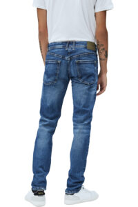 Ανδρικό Παντελόνι PEPE JEANS PM200823WQ12-000 Τζιν Σκούρο