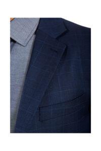 Ανδρικό Κοστούμι LEONARDO S18LU15600223 Μπλε