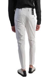 Ανδρικό Παντελόνι PREMIUM RAVENA 1604 Άσπρο