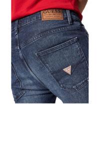 Ανδρικό Παντελόνι Τζίν GUESS MOYA27D4321-CHRIS σκούρο