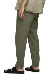 Ανδρικό Παντελόνι JACK&JONES 12172180 Χακί