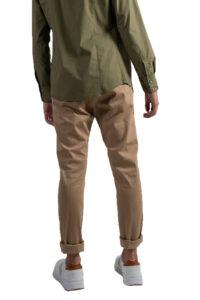 Ανδρικό Παντελόνι PREMIUM CAPELLI-1548 Camel
