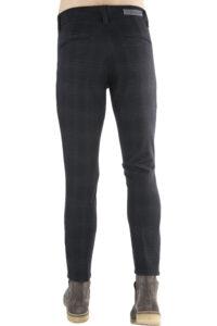 Ανδρικό Παντελόνι STEFAN 6003 Μαύρο