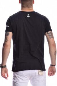 Ανδρική Μπλούζα P/COC P-1006 Μαύρο