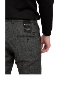 Ανδρικό Παντελόνι PREMIUM CAPELI ATT-1711 Γκρί