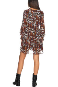 Γυναικείο Φόρεμα ONLY 15215450 Μπορντό