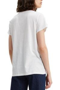 Γυναικεία Μπλούζα LEVI'S 17369-0053 Άσπρο