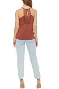 Γυναικεία Μπλούζα VERO MODA 10209420 Πορτοκαλί