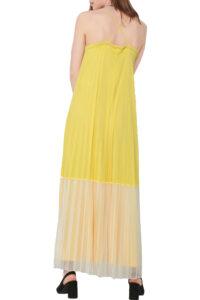 Γυναικείο Φόρεμα ONLY 15199359 Κίτρινο