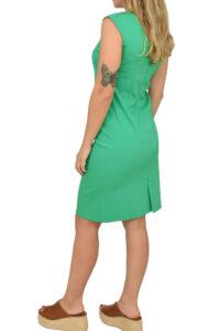 Γυναικείο Φόρεμα PASSAGER 79157 Πράσινο