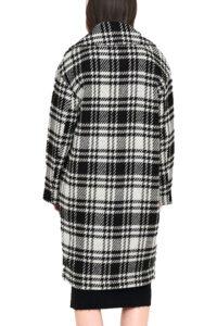 Γυναικείο Παλτό ONLY 15211020 καρό