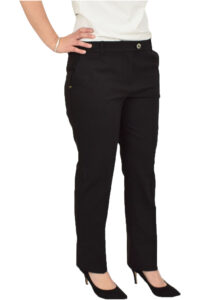 Γυναικείο Παντελόνι PASSAGER 29046 Μαύρο