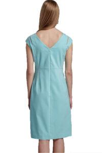 Γυναικείο Φόρεμα PASSAGER 79308 Σιέλ