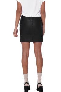 Γυναικεία Φούστα ONLY 15164809 Μαύρη