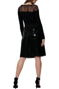 Γυναικεία Μπλούζα ONLY 15190681 Μαύρο