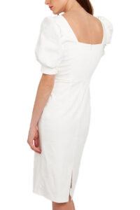 Γυναικείο Φόρεμα DESIREE 08.32078 Άσπρο