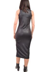 Γυναικείο Φόρεμα Mirror 02834 Μαύρο