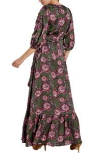Γυναικείο Φόρεμα PASSAGER 70001 πράσινο