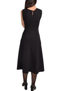 Γυναικείο Φόρεμα SECRET 2099537 Μαύρο