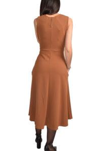 Γυναικείο Φόρεμα SECRET 2099537 Μπεζ
