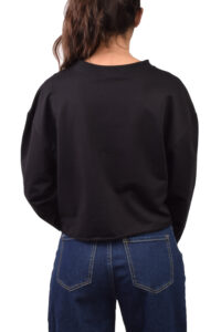 Γυναικείο Φούτερ 22506 Μαύρο