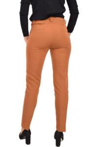 Γυναικείο Παντελόνι KANELLIS X-501-Z Camel
