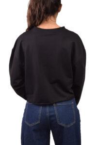 Γυναικείο Φούτερ 22509 Μαύρο