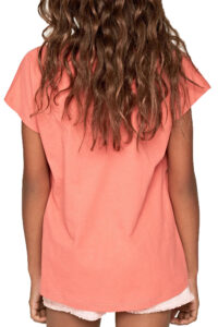 Παιδική Μπλούζα για Κορίτσι PEPE JEANS PG501876 Κοραλί