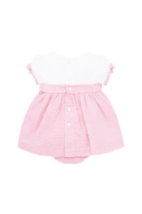 Παιδικό Φόρεμα Για Κορίτσι MAYORAL 20-01861-020 Ροζ