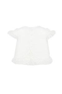 Παιδική Μπλούζα Για Κορίτσι MAYORAL 20-01034-034 Άσπρο