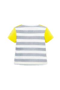 Παιδική Μπλούζα Για Αγόρι MAYORAL 20-01036-030 Κίτρινο