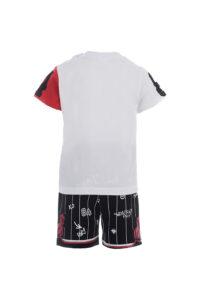 Παιδικό Σετ Βερμούδα Για Αγόρι SPRINT 21982006 Άσπρο